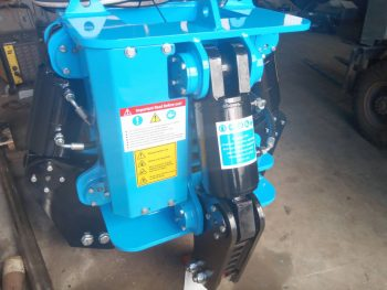 Hy-Force PCR 450 Pile Breaker